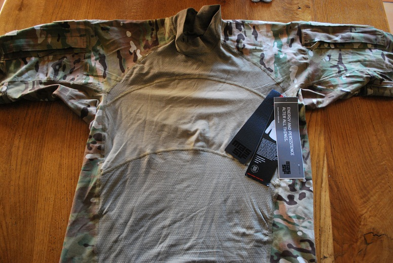Massif Army Combat Shirt (ACS) Multicam